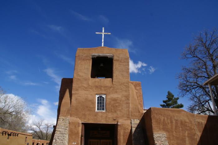 11. San Miguel Chapel, Santa Fe