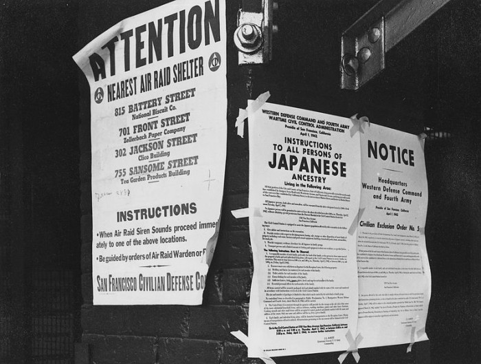 5. Leupp – Housed one of the Japanese internment isolation centers during World War II.