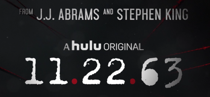 """7. The new Hulu original, an adaptation of Stephen King's """"11.22.63,"""" is directed by J.J. Abrams of the latest """"Star Wars"""" fame."""