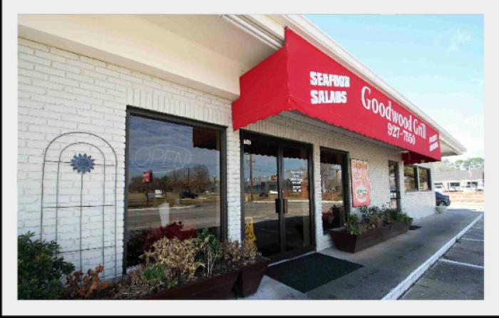8. Goodwood Grill & Market, Baton Rouge