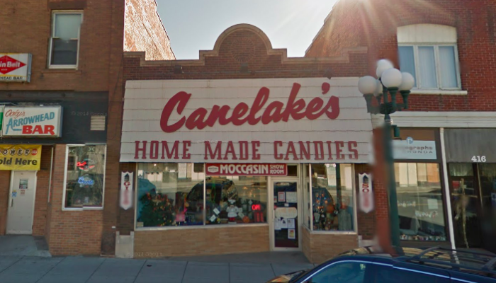 2. Canelake's Candies, Virginia.