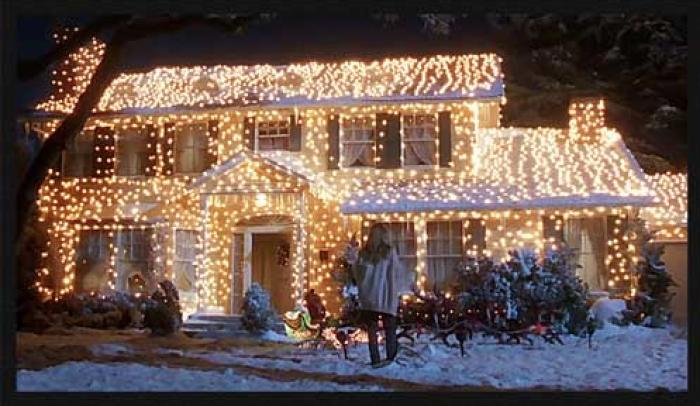 5. The Morris Family Christmas Light Extravaganza, Slidell, LA