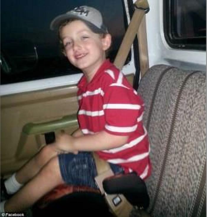 3.Marksville officials shoots little boy in political feud.