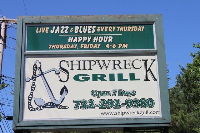 17. Shipwreck Grill, Brielle