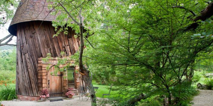 1. Silo Cottage