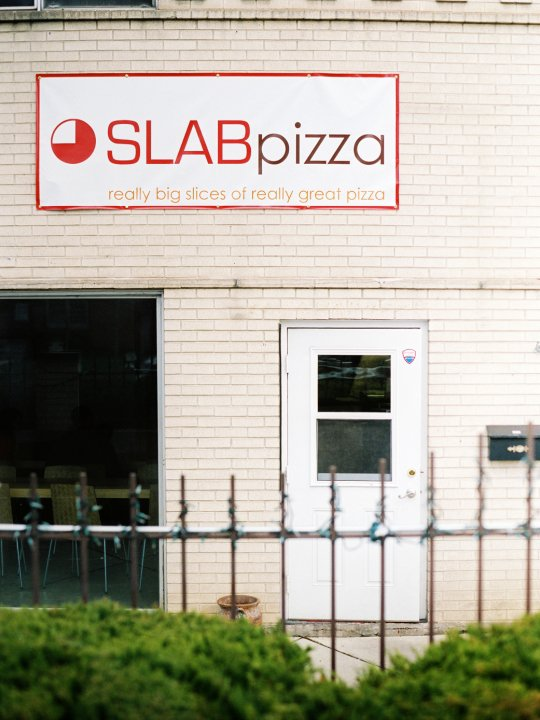 11. SLAB Pizza. Lehi and Provo