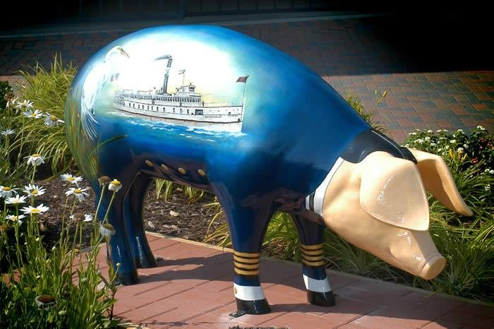 15. Smithfield: World Famous Ham