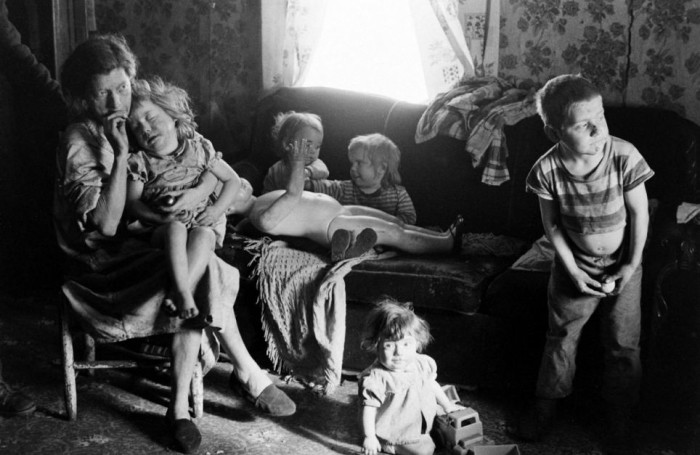 6. Some of the most stricken during the Great Depression were the people of the Appalachians.