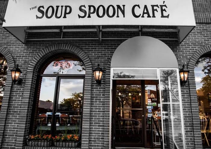 5) Soup Spoon Cafe, Lansing