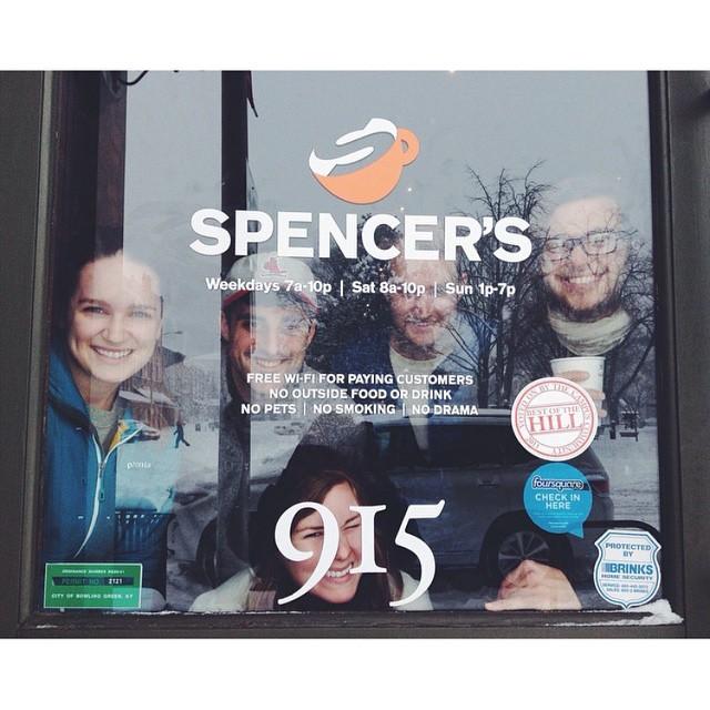 5. Spencer's Coffee