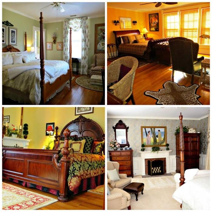 Storybook Inn rooms.