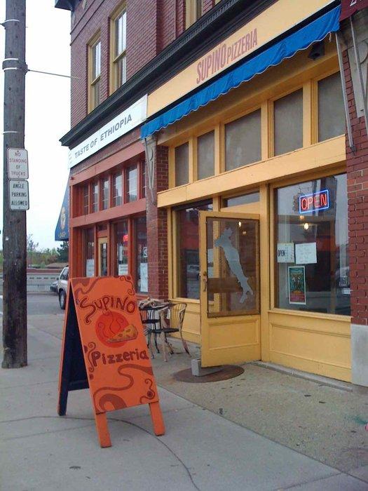 4) Supino Pizzeria, Detroit