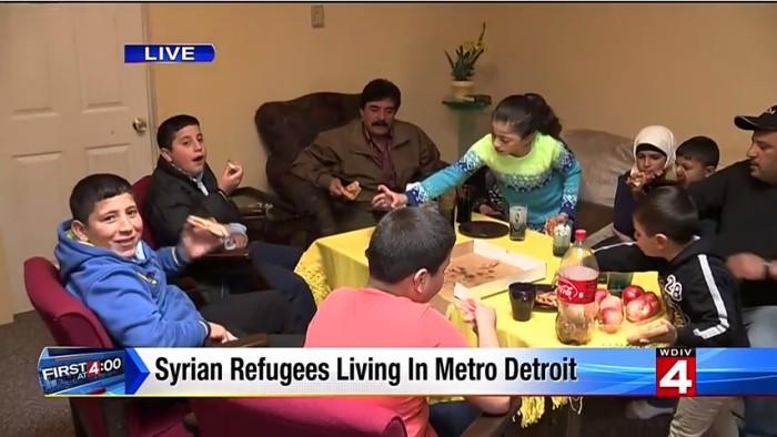 2) Syrian refugee crisis.