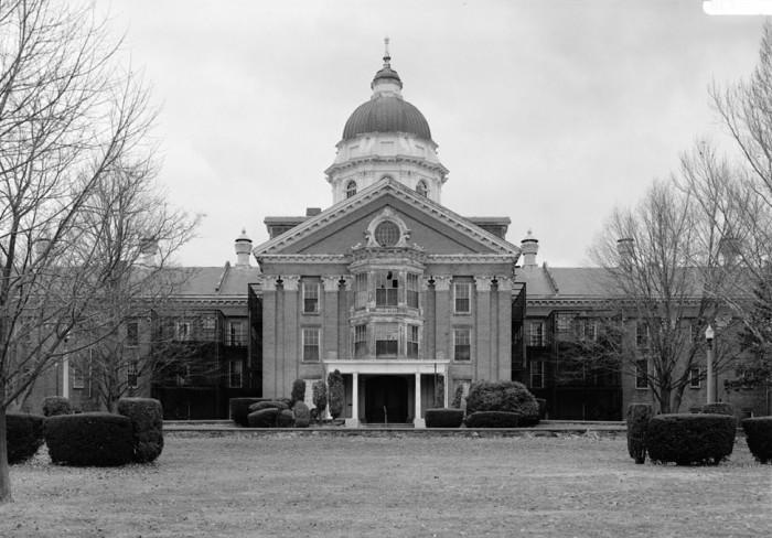 5. Taunton State Hospital