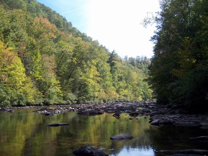 10) Tellico River