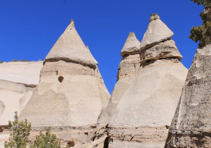4. Kasha-Katuwe Tent Rocks, Near Cochiti