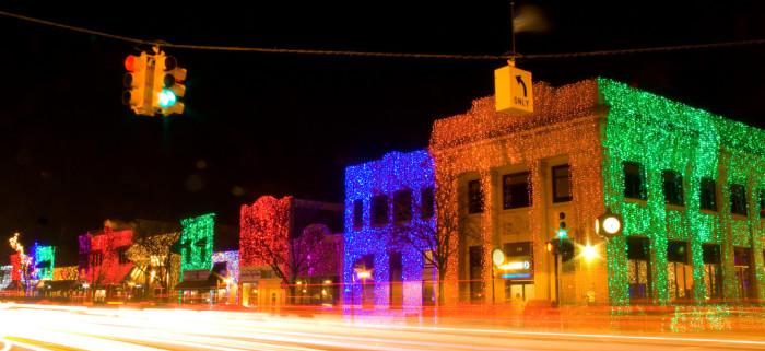 2) The Big Bright Light Show, Rochester