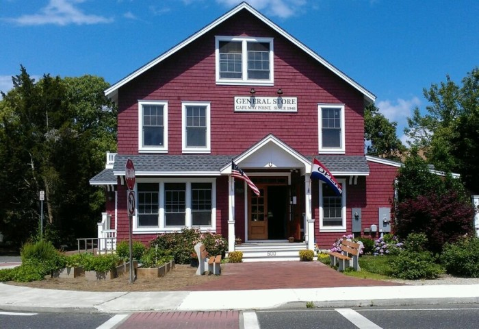 9. The Red Store, Cape May Point