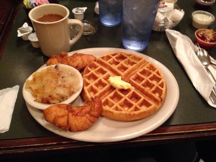 Thelma's food
