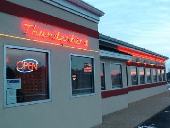 15. The Thunderbird Cafe, McGaheysville