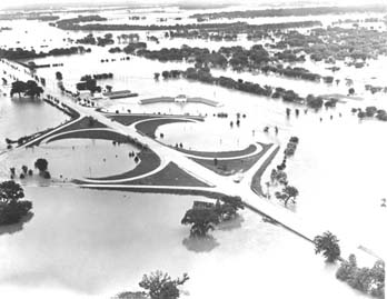 1. The Great Flood of 1951.