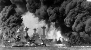 14 Rare Photos From The Attack on Pearl Harbor You've Never Seen