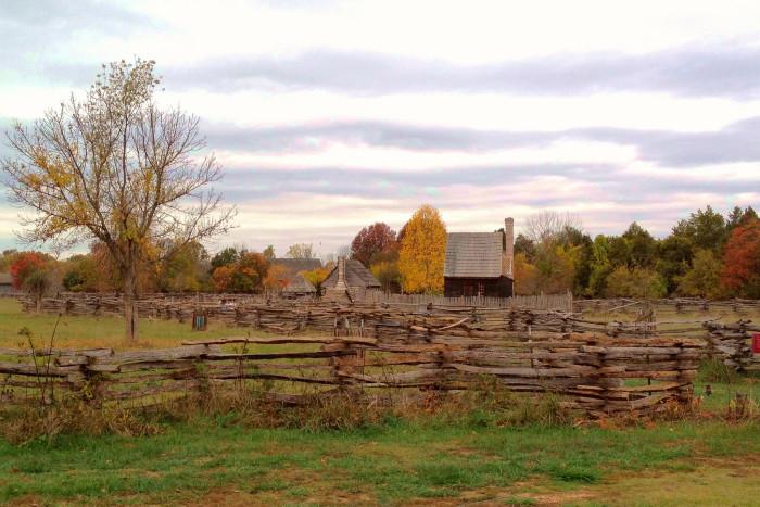 6) National Colonial Farm, Accokeek