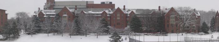 University of Michigan, after