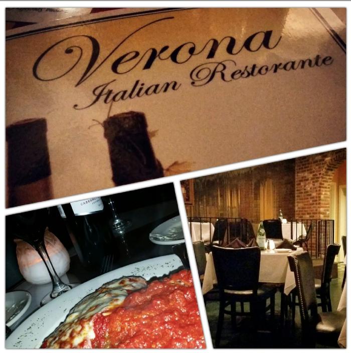 10. Verona's Italian Restaurant, Alexandria, LA