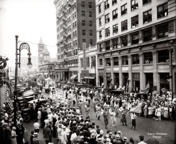 5. Houston Main Street (1939 & 2005)