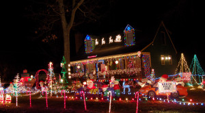 These 13 Houses In Virginia Have The Most Unbelievable Christmas Decorations