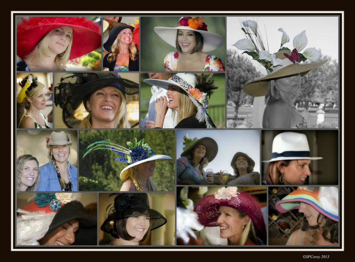 15. What's a Derby hat?