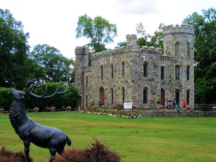6. Winnekenni Castle, Haverhill