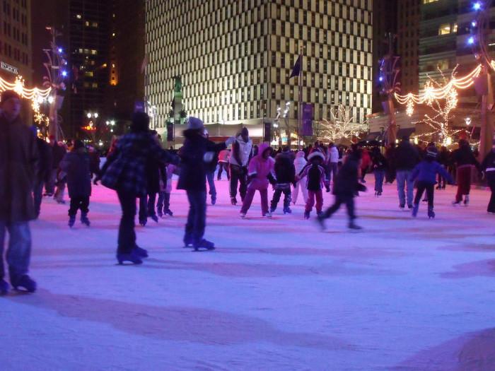 1) Winter Blast, Detroit