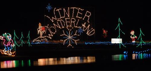 4. Winter Wonderland.