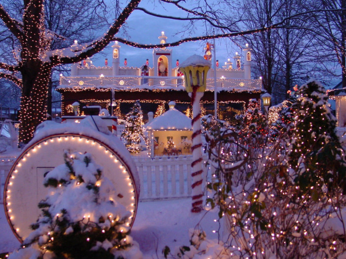 here are the best 9 christmas displays in massachusetts theyre magical