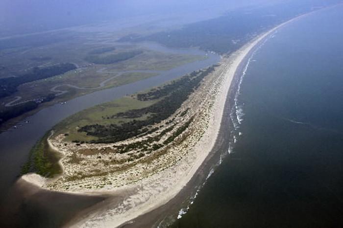 1. 187 miles of beautiful coastline