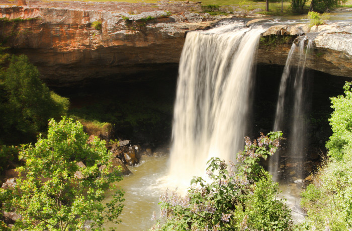 Alabama: Noccalula Falls