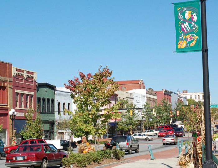 Best Restaurants Near Clemson South Carolina