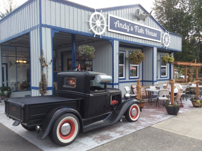 9. Andy's Fish House, Snohomish
