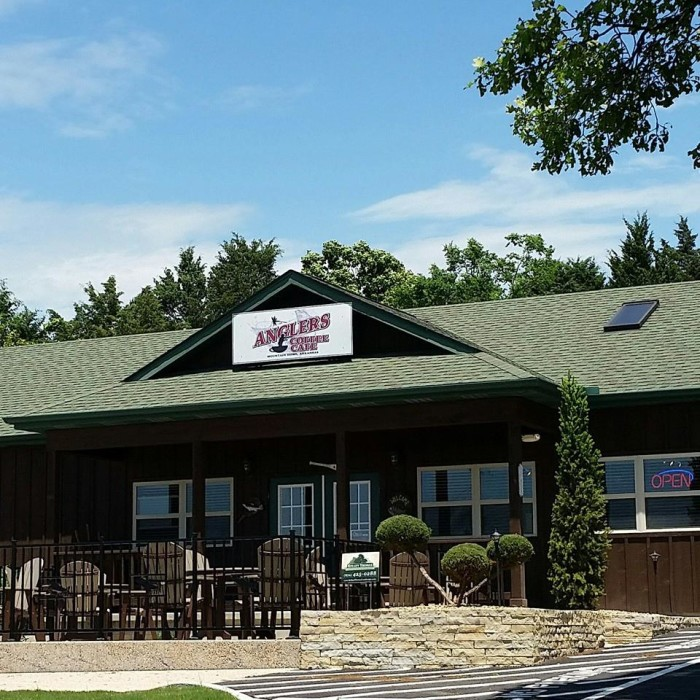 14. Angler's Cafe