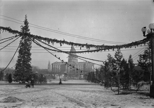 9. Christmas at the Capitol (1924).