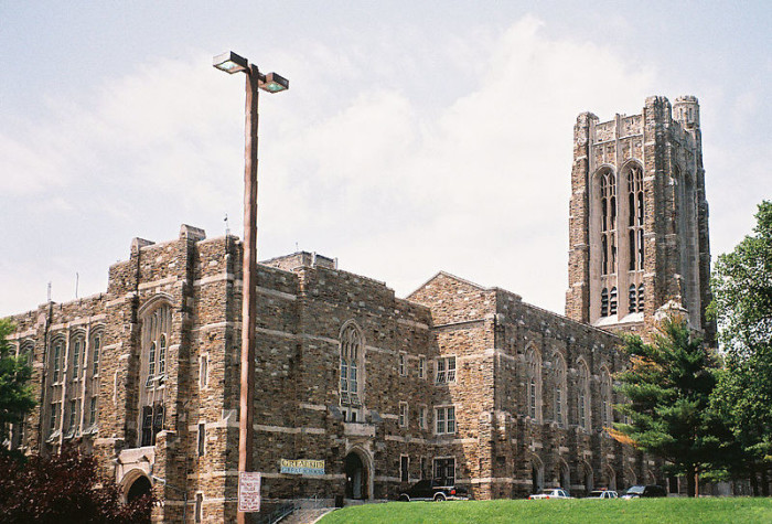 12) Baltimore City College, Baltimore
