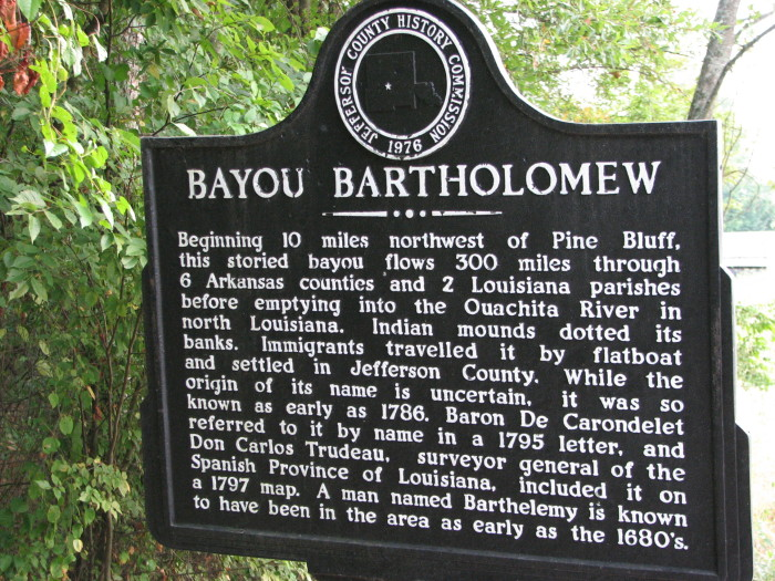 10. Some people don't know you can go from a mountain landscape all the way down to the bayou in just a couple of hours.