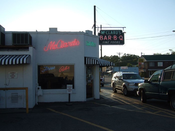 4. Eat BBQ at a historic location