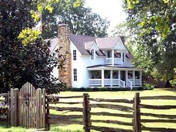 9. Visit the ranch at Seventy-four Ranch - 9205 Hwy. 53 W. Jasper, GA 30143