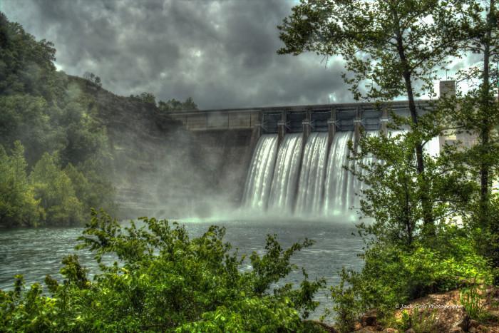 12. Beaver Lake