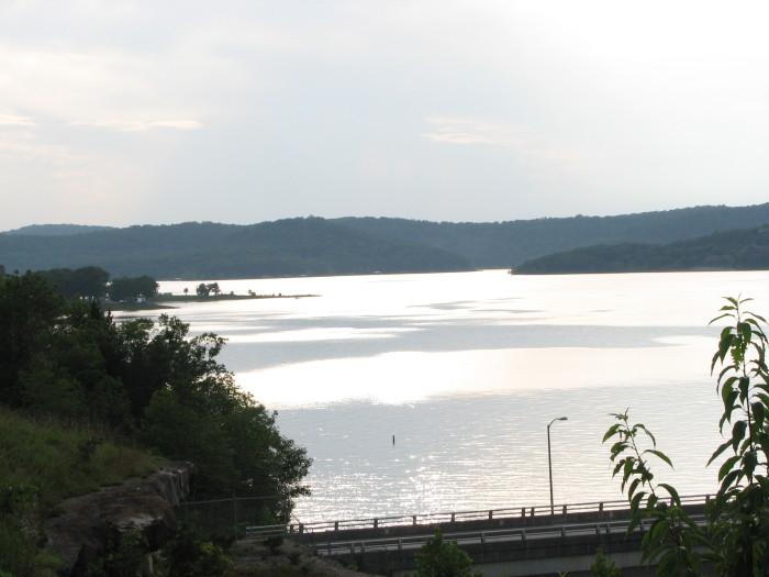 10. Beaver Lake