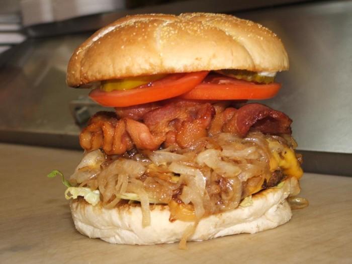 beef n buns burger