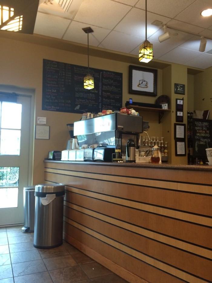 16. Blackbird Cafe